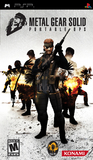 Metal Gear Solid: Portable Ops (PlayStation Portable)